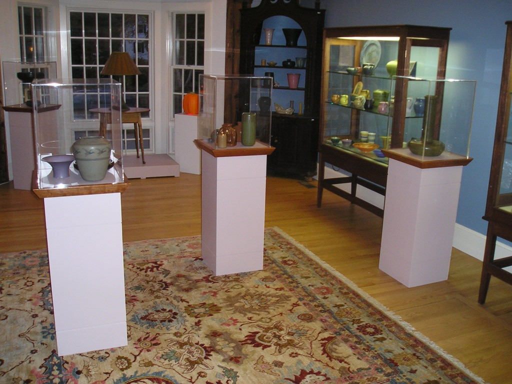 Marblehead Pottery Exhibit