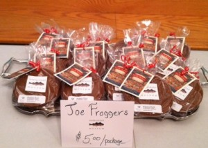 J.O.J.'s Joe Froggers are back!