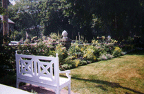 Lee Mansion Garden 1998