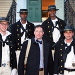 Crew and Historian of USS Constitution